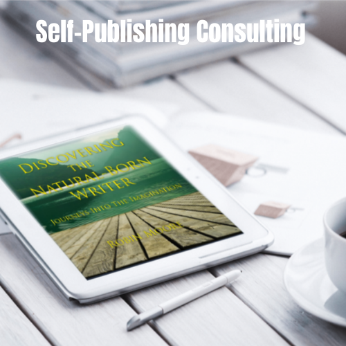 Amazon Self-Publishing Consulting Services